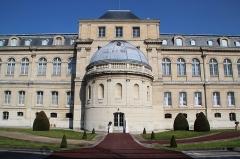 Domaine national de Saint-Cloud : ancienne école nationale de céramique - English: Le musée national de Céramique (The National Museum of Ceramics) in Sèvres, France