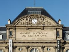 Domaine national de Saint-Cloud : ancienne école nationale de céramique - French sculptor