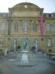 Domaine national de Saint-Cloud : ancienne école nationale de céramique - Français:   Musée national de céramique - Sèvres