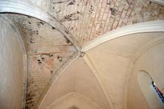 Chapelle Saint-Loup - Français:   La chapelle Saint Loup de Saint Loubès (Gironde)