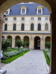 Ancienne abbaye Sainte-Geneviève, actuel lycée Henri IV -  Lycée Henri IV, Paris