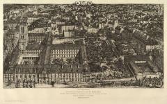 Ancienne abbaye Sainte-Geneviève, actuel lycée Henri IV -
