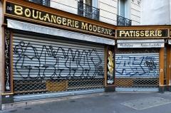 Boulangerie-Pâtisserie -  Boulangerie, 16 rue des Fossés-Saint-Jacques, Paris, France.