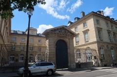 Collège de France - Collège de France (Paris, 5e).