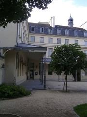 Ancien Collège des Irlandais ou Collège des Lombards, Eglise Saint-Ephrem -