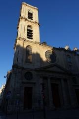 Eglise Saint-Jacques-du-Haut-Pas -  Eglise Saint-Jacques du Haut Pas @ Paris  Église Saint-Jacques-du-Haut-Pas, Paris, France.