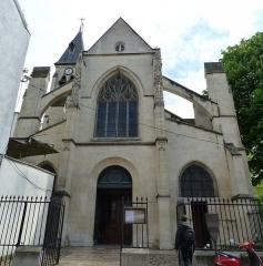 Eglise Saint-Médard -  Église Saint-Médard (Paris)