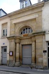 Eglise Saint-Médard - English: Daubenton street - Paris