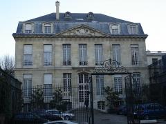 Hôtel Le Brun -  Palace: Hôtel Le Brun; rue du Cardinal-Lemoine, Paris