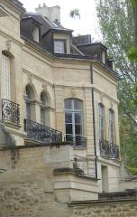 Hôtel Saint-Haure  ou des Dames de Sainte-Aure - Français:   Hôtel Saint-Haure