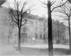 Ancien hôtel Scipion ou ancienne boulangerie des Hôpitaux de Paris - French photographer, artist and architectural photographer