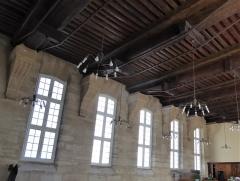 Immeuble - Français:   Rue Lhomond Congrégation du St-Esprit réfectoire