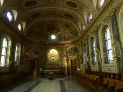 Immeuble - Français:   Rue Lhomond 28-30 séminaire du Saint-Esprit chapelle de Chalgrin