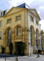 Immeuble - English: Saint-Jacques street - Paris
