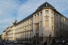 Lycée Louis-le-Grand - English: Secondary School Louis le Grand, Paris, France