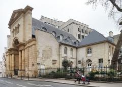 Académie de Médecine  ou chapelle ukrainienne Saint-Wladimir -  Cathédrale Saint-Volodymyr-le-Grand @ Paris