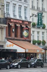 Brasserie Lipp -  Brasserie Lipp, Hemingway joint