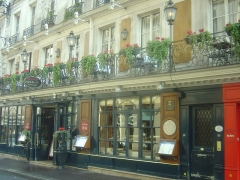 Café Le Procope - Ελληνικά: Το Καφέ Λε Προκόπ, Παρίσι, 2011