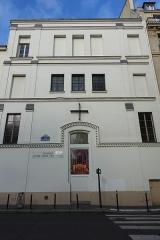Chapelle Notre-Dame-des-Anges -  Chapelle Notre Dame des Anges @ Montparnasse @ Paris