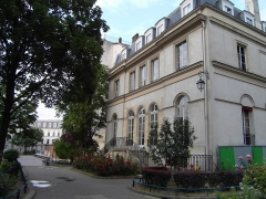 Collège Stanislas - English: Stanislas catholic school, Paris