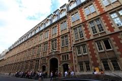 Ancien couvent des Carmes, actuellement Institut catholique de Paris -  Institut Catholique de Paris