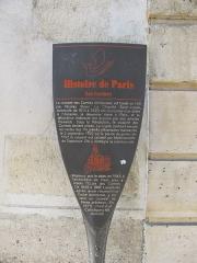 Couvent des Carmes - Français:   Église Saint-Joseph-des-Carmes, Paris