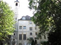 Couvent des Carmes - Français:   Campanile, Église Saint-Joseph-des-Carmes
