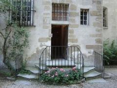 Couvent des Carmes - Français:   Escalier des martyrs, Église Saint-Joseph-des-Carmes