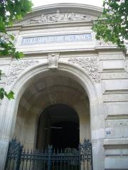 Ancien hôtel de Vendôme, actuellement Ecole Nationale Supérieure des Mines -