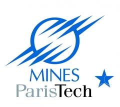 Ancien hôtel de Vendôme, actuellement Ecole Nationale Supérieure des Mines - English: Logo MINES ParisTech 2015