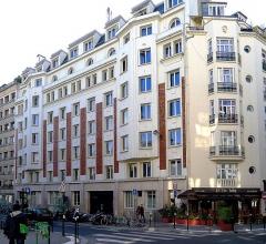 Ancien hôtel de Vendôme, actuellement Ecole Nationale Supérieure des Mines - English: Saint-Jacques street - Paris