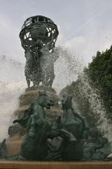 Fontaine de Carpeaux - English: Fontaine de l'Observatoire, Paris.
