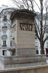 Fontaine du Marché-Saint-Germain - Français:   Fontaine de la Paix, Paris.