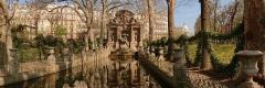 Fontaine Médicis - English: The Fountain