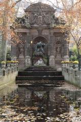 Fontaine Médicis -  Fontaine Medicis au jardin du Luxembourg