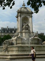 Fontaine du 19e siècle -