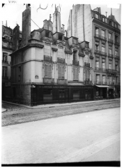 Ancien hôtel Feydeau de Montholon -