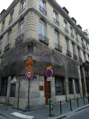 Hôtel de Montmorency-Bours - Musée Hébert