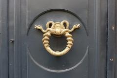 Maison -  Door knock @ Saint-Germain-des-Près @ Paris