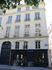 Maison - Čeština: 88, Rue Bonaparte (Paris)