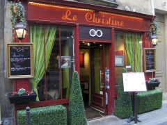 Maison -  Le Christine, 1 Rue Christine, 75006 Paris, France.