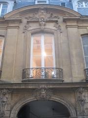 Maison - Français:   47 rue Saint-André-des-Arts (Paris VIe).