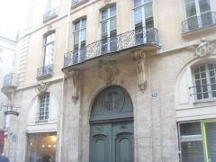 Maison - Français:   n°52 rue Saint-André-des-Arts (Paris)