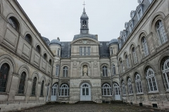 Immeuble de la Congrégation de la Mission des Lazaristes -  Congrégation de la Mission @ Paris