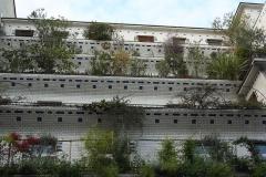 Immeuble - Deutsch: Stufenhaus von Henri Sauvage, 26, rue Vavin im 6. Arrondissement von Paris