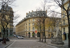 Lycée Saint-Louis -  Lycée Saint-Louis à Paris