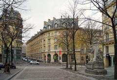 Lycée Saint-Louis -  Lycée Saint-Louis à Paris