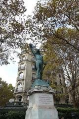Monument du Maréchal Ney -  Port Royal @ Paris