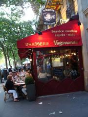 Ancien bouillon Chartier, actuellement restaurant Le Vagenende -  Brasserie Vagenende