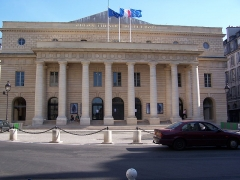 Théâtre de l'Odéon -  Théâtre de l'Odéon